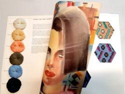 book collezione moda filature anni '80