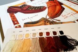 book collezione moda fiocchetti filati calzaturifici